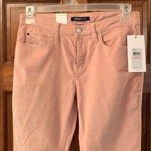Women's Calvin Klein Jeans.